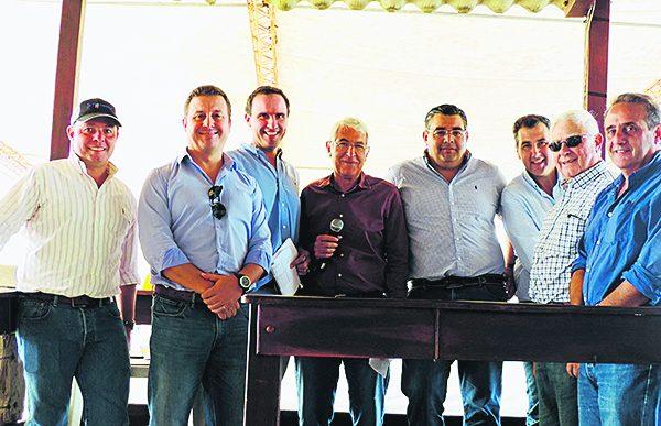 """Sensacional remate conjunto de cabañas """"El Chivo"""" y """"La Rosa Blanca"""""""